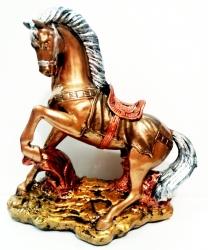 """Статуэтка """"Конь"""". Высота 30 см. Керамика"""
