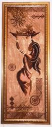"Картина гобеленовая ""Арабика"". Размер 44х104. Бельгия."