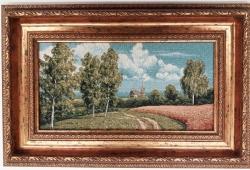 "Картина гобеленовая "" природа"". 44х29"